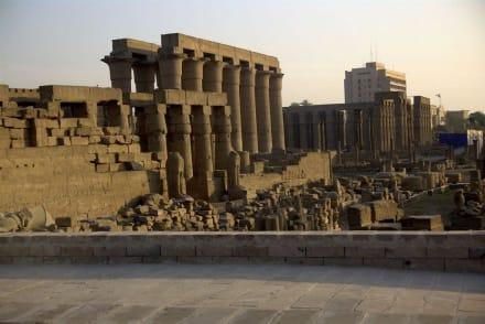Tempel von Luxor - Luxor Tempel