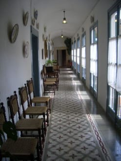 Flur Obergeschoss - La Granja