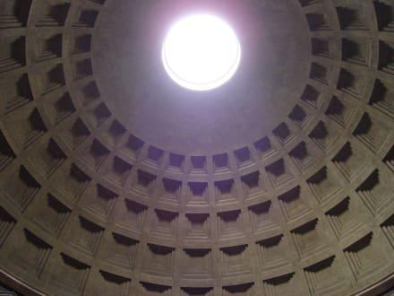 Innenansicht - Pantheon