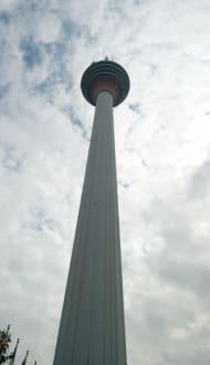 Menara Tower - Menara Kuala Lumpur (Fernsehturm)