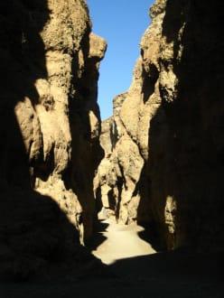 Sesriem canyon - Sesriem Canyon