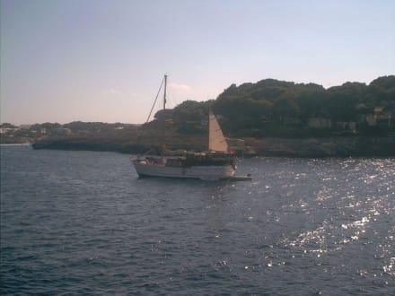 Die Bucht - Cala Gran