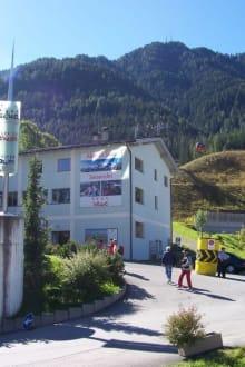 Talstation zur Seiser Alm - Wandern Seiser Alm