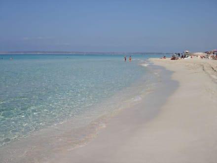 Migjorn-Strand - Strand Playa Migjorn