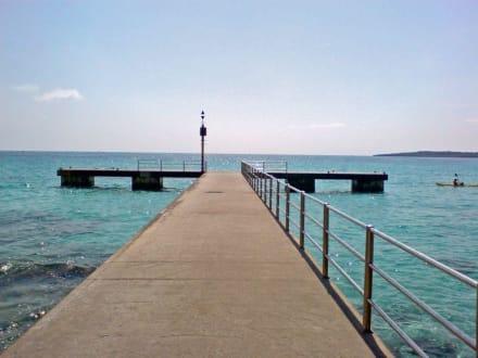 Anlegestelle - Strand Cala Millor