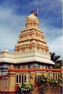 Tempel im Inselosten - Tempel Palmar