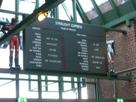 Eingangshalle - Starlight Express