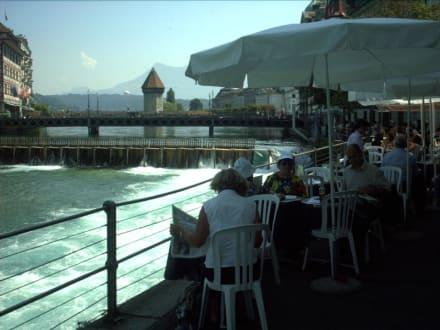 Schweiz - Luzern - City - Vierwaldstättersee
