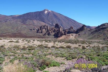 Der Teide, Spaniens höchster Berg - Teide Nationalpark
