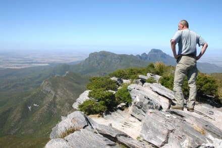 Auf dem Bluff Knoll - Stirling Ranges
