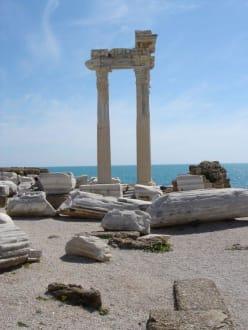 Der Apollon Tempel - Apollon Tempel