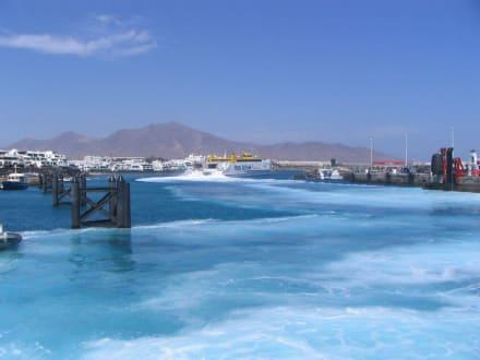 Fred Olsen Express - Hafen Playa Blanca de Yaiza