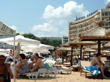 Hotel Excelsior, Goldstrand, Bulgarien - Strand Goldstrand