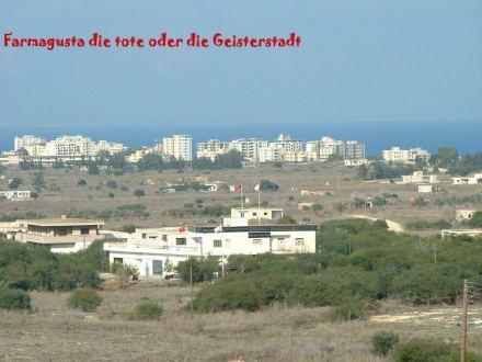 Die Tote Stadt - Altstadt Magosa Famagusta