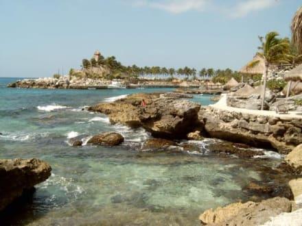 traumhafte Buchten - Freizeitpark Xcaret