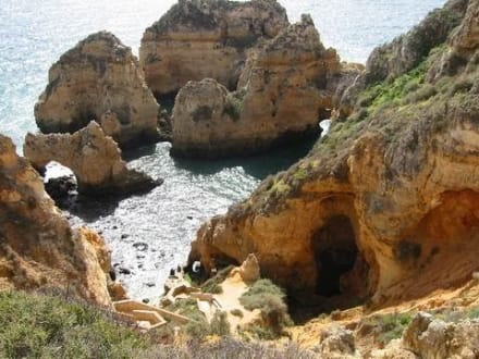 Grotten - Ponta da Piedade