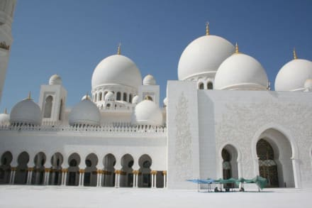 Grand Mosq - Scheich Zayed Grand Moschee