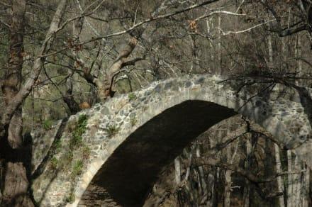 Kefelos-Brücke - Troodos Gebirge