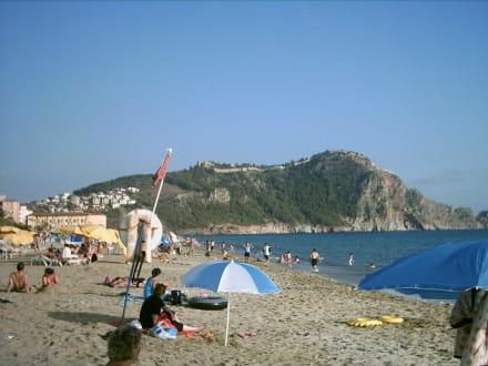 kleopatra plaj - Strand Kleopatra/Strand Damlatasch