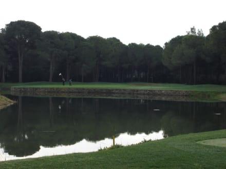 Tee 2 Old Course - Gloria Golf