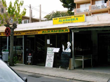 Alhambra - Restaurant Alhambra