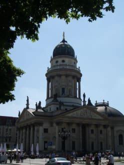 Deutscher Dom am Gendarmenmarkt - Gendarmenmarkt