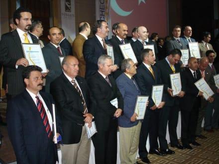 Die Preisträger - HolidayCheck Award Gala