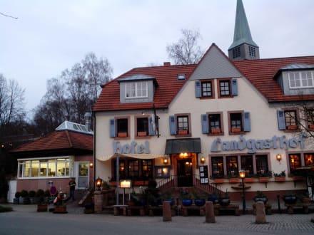 Landgasthof Burgschänke KL-Hohenecken\