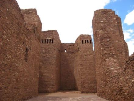 Salinas Pueblo Missions: Quarai Ruins - Salinas Pueblo Missions National Monument