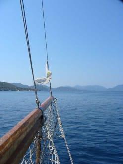 Blaue Reise Marmaris-Fethiye - Blaue Reise