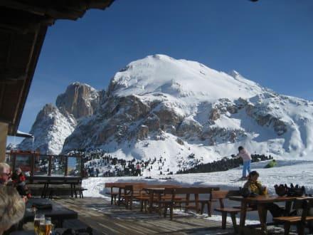 Mountain/Volcano/Hills - Seiser Alm Ski Area