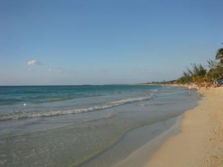 Strand von Negril - Strand Negril