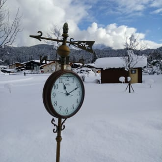 Gebirge - Wandern Leutasch