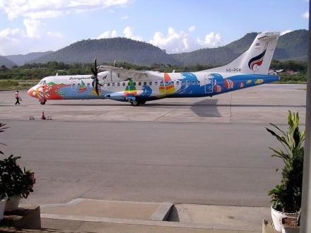 Airport Luang Prabang - Flughafen Luang Prabang (LPQ)