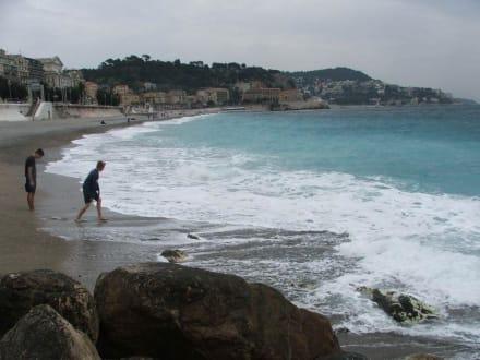 Strand/Küste/Hafen - Strand Nizza