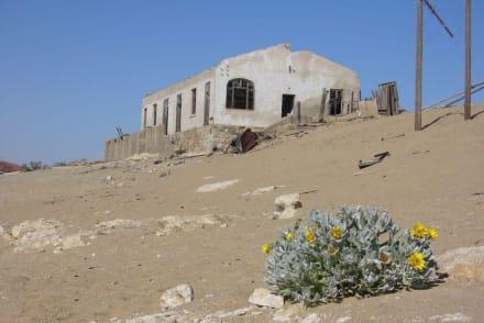 Kolmanskuppe. - Kolmanskop