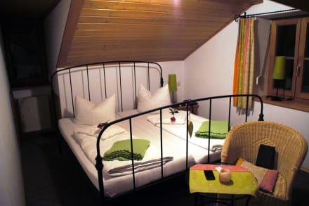 Zimmer im Dachgeschoss - Hotel Bavaria Berchtesgaden