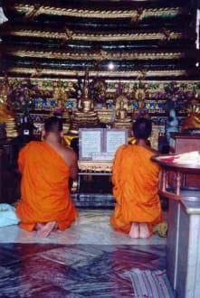 Wat Pho Tempelanlage - Wat Pho