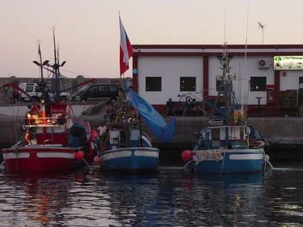 Abendstimmung - Hafen Puerto de Mogán