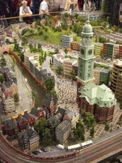Miniatur Wunderland - Miniatur Wunderland Hamburg