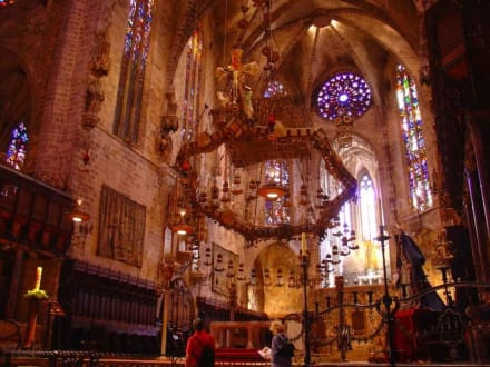 Mallorca - Kathedrale La Seu