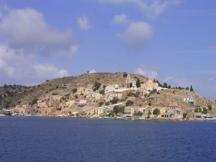 Symi - Hafen Symi