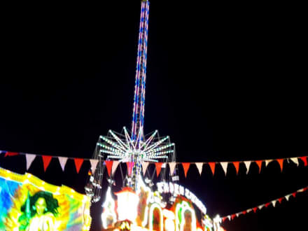 Big Tower - Frühlingsfest Nürnberg