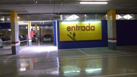Eingang zum Ikea - Ikea