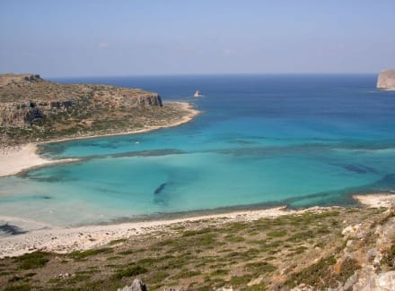 Balos-Gramvoussa - Strand Gramvoussa