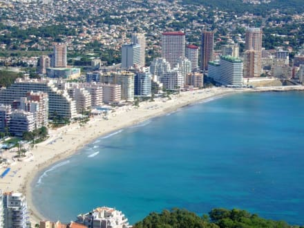 Beach/Coast/Harbor - La Fossa Beach Costa Blanca
