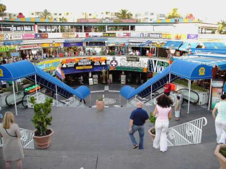 Nachtschwärmerziel - Plaza Shopping-Center