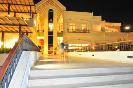 Haupthaus - Hotel WOW Bodrum Resort