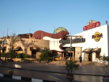 Hard Rock Café in der Na'ama Bay - Hard Rock Cafe