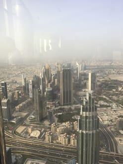 Ausblick - Burj Khalifa